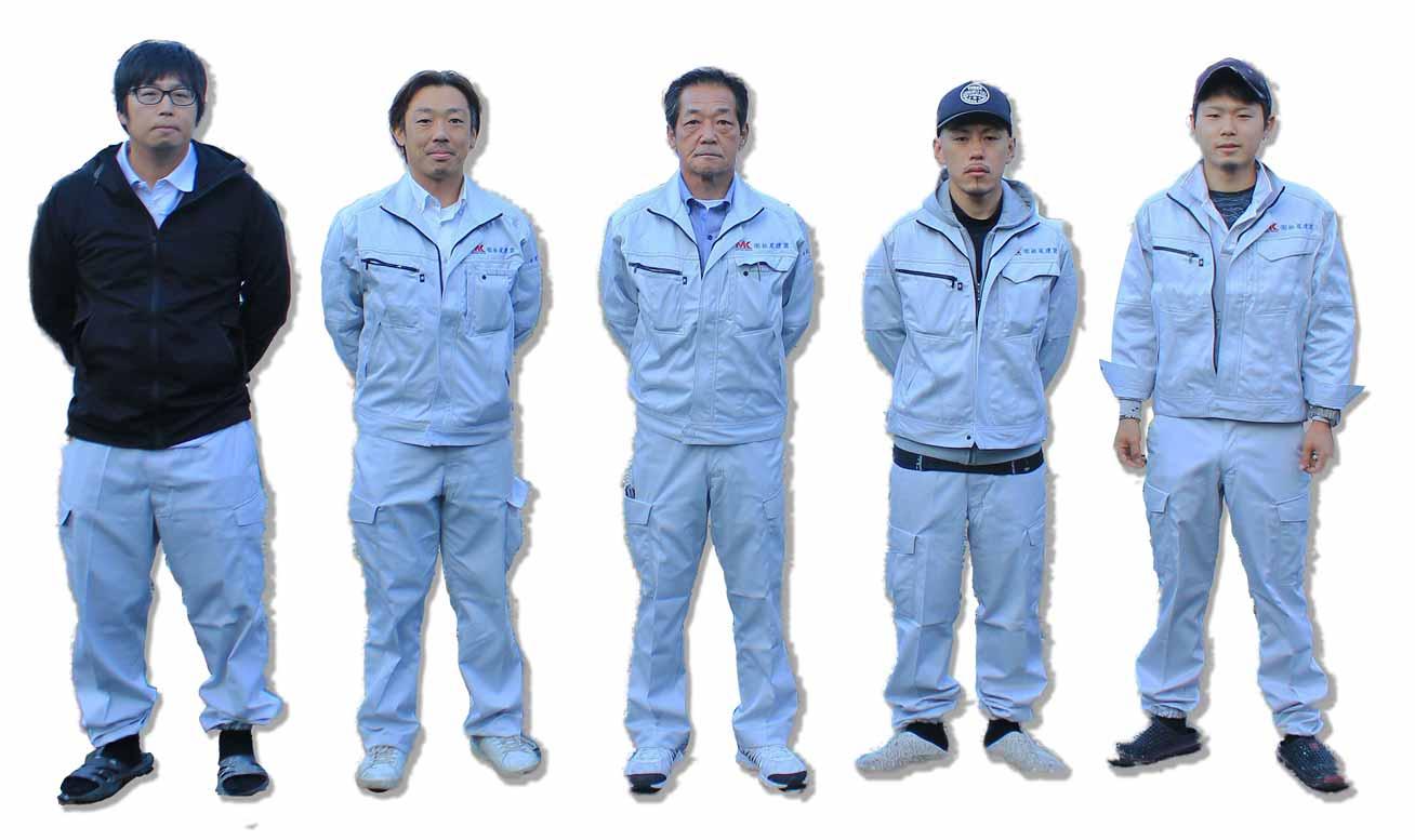 北九州の塗装・防水・内装・外装なら私たちにお任せ下さい