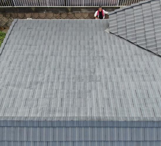 屋根外壁メンテナンスケース4