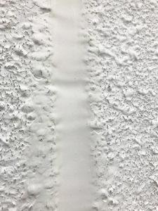 塗装前の壁の様子